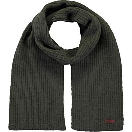 Barts Varde Scarf heren army