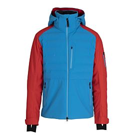 Bogner Erik Down winterjas heren glacial blue