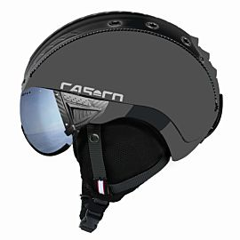 Casco SP-2 Visor Polarised skihelm dark gray