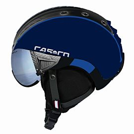 Casco SP-2 Visor Polarised skihelm navy black