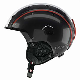 Casco SP-3 Comp skihelm black white