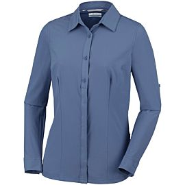 Columbia Saturday Trail blouse dames nocturnal