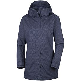 Columbia Splash A Little II outdoor jack dames nocturnal mini hex print