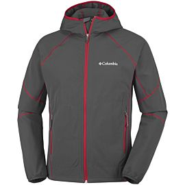 Columbia Sweet As II softshell outdoor jack heren shark