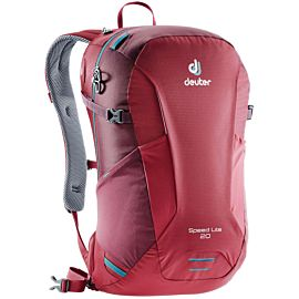 Deuter Speed Lite 20 rugzak cranberry maron