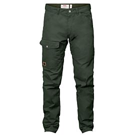 Fjällräven Greenland Jeans Long wandelbroek heren deep forest