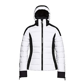 Goldbergh Almeta winterjas dames white