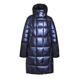 Goldbergh Gisunn winterjas dames dark aqua