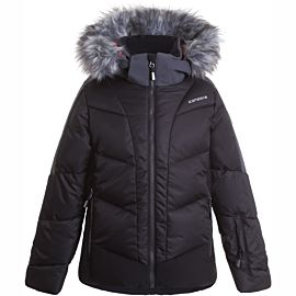 Icepeak Leal winterjas junior black