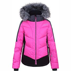 Icepeak Leal winterjas junior hot pink