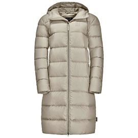 Jack Wolfskin Crystal Palace Coat outdoor jack dames dusty grey