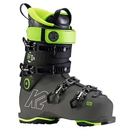K2 B.F.C. 120 skischoenen heren black green