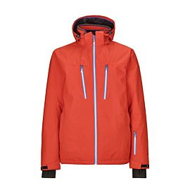 Killtec Aceon winterjas heren orange