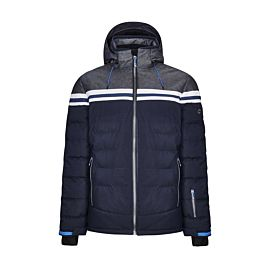 Killtec Vigru winterjas heren dark navy