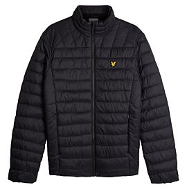 Lyle & Scott Lightweight Wadded winterjas heren true black