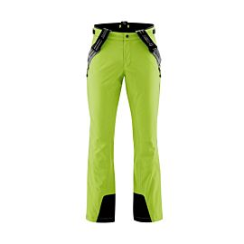 Maier Sports Copper Slim short size skibroek heren lime green
