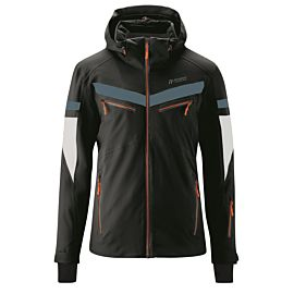 Maier Sports Illuminate winterjas heren black
