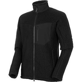 Mammut Innominata Pro fleece vest heren black