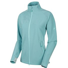 Mammut Macun SO softshell jas dames waters