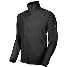 Mammut Macun SO softshell jas heren black