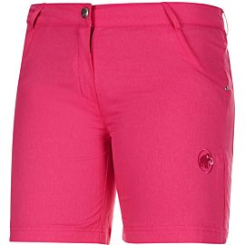 Mammut Massone short dames pink melange
