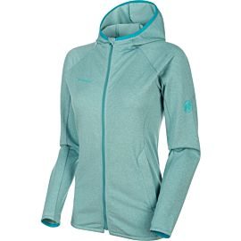 Mammut Nair ML Hooded vest dames waters melange