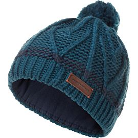 Mammut Sally Beanie muts dames wing teal