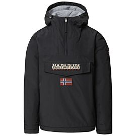 Napapijri Rainforest winterjas heren black