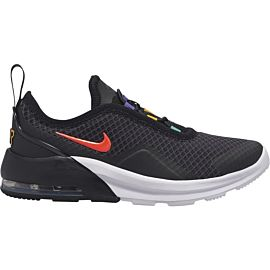 Nike Air Max Motion 2 AQ2743 vrijetijdsschoenen junior black flash crimson