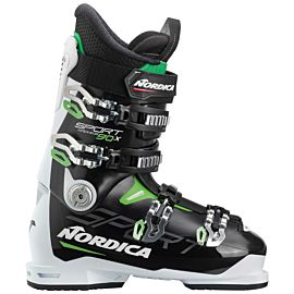 Nordica Sportmachine 90 X skischoenen black white green