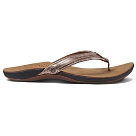 Reef Miss J-Bay slippers dames rose gold