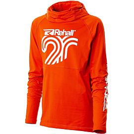 Rehall Jack R Hooded ski trui junior flame