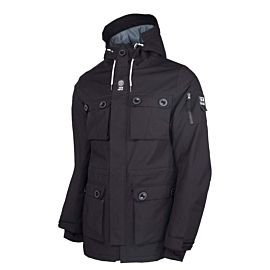 Rehall Mike-R winterjas heren black