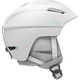 Salomon Icon 2 M skihelm dames white