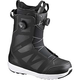 Salomon Launch BOA SJ snowboardschoenen heren black