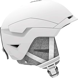 Salomon Quest W skihelm dames white