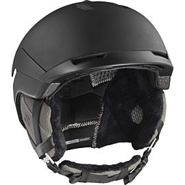 Salomon Quest skihelm black