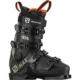 Salomon S Max 65 skischoenen junior black red