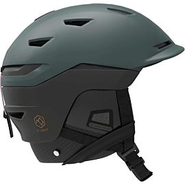 Salomon Sight skihelm green gables