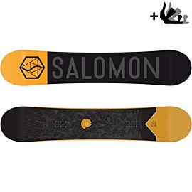 Salomon Sight wide snowboard incl. Rhythm bindingen