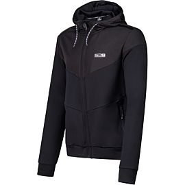 Sjeng Sports Sandro trainingsjack heren black