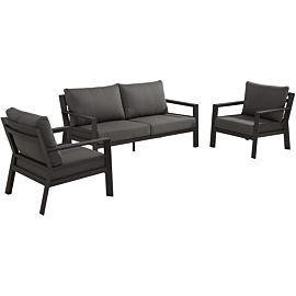 TASTE by 4 Seasons Stonic loungeset antraciet