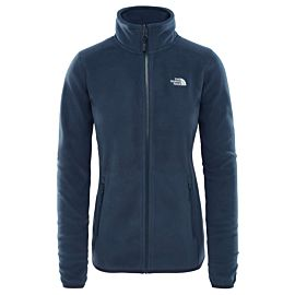 The North Face 100 Glacier fleece vest dames urban navy