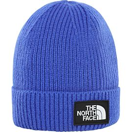 The North Face Box Logo Beanie muts junior tnf blue