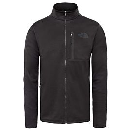 The North Face Canyonlands fleece vest heren tnf black