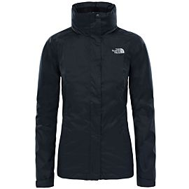 The North Face Evolve II Triclimate outdoor jack dames tnf black