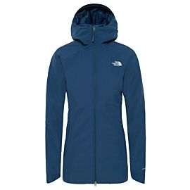 The North Face Hikesteller parka shell jas dames blue wing teal