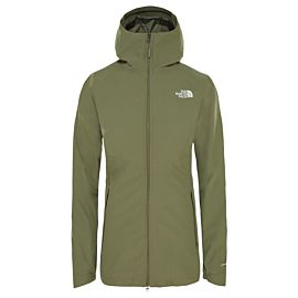 The North Face Hikesteller parka shell jas dames four leaf clover