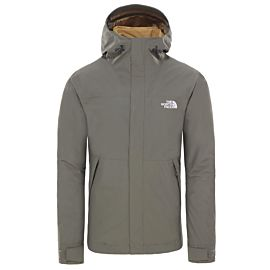 The North Face Naslund Triclimate 3-in-1 outdoor jack heren new taupe green british khaki