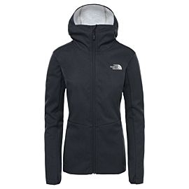 The North Face Quest Highloft softshell jas dames urban navy heather